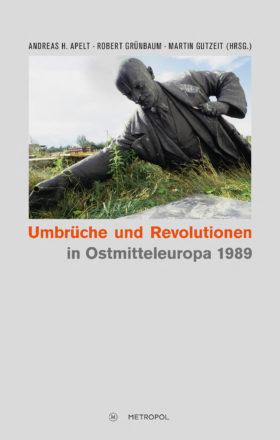 Apelt Umbrueche 1989 Cover Druck