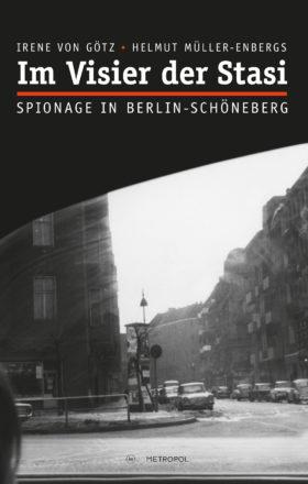 Goetz Müller Enbergs_Stasi_Cover