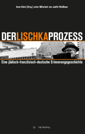 Klein_Lischka-Prozess_Cover