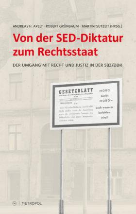 Apelt (Hrsg.)_ SED-Diktatur.Cover
