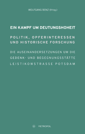 Benz_Deutungshoheit_Cover