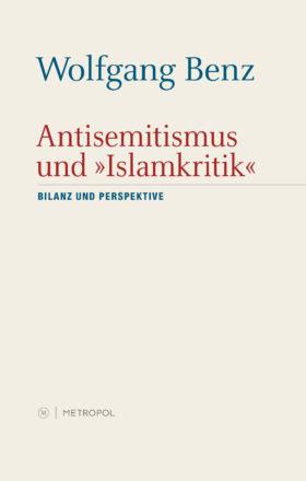 Benz.Islamkritik_Umschlag