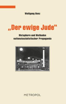 Benz_Der Ewige Jude.Umschlag
