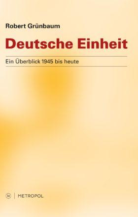 Grünbaum_Dt. Einheit.Umschlag