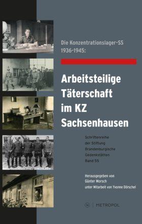 Morsch, Arbeitsteilige Täterschaft_Cover