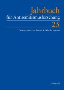 Jahrbuch für Antisemitismusforschung