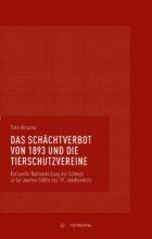 MV_ Cover Schächtverbot.indd