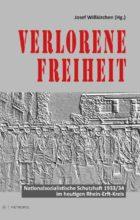 'Wisskirchen_Schutzhaft_Cover_front