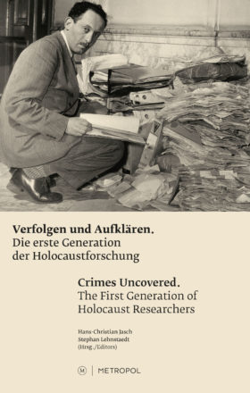 holocaust pioneers catalogue cover print.indd