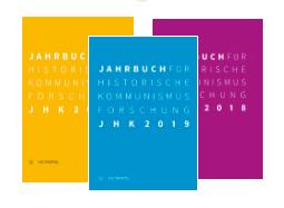 Jahrbuch für Historische Kommunismusforschung